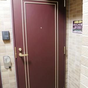 セントレー亀戸(3階,)のフロア廊下(エレベーター降りてからお部屋まで)