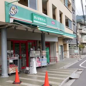 レヴィ亀戸の周辺の食品スーパー、コンビニなどのお買い物