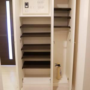 レヴィ亀戸(6階,4899万円)のお部屋の玄関