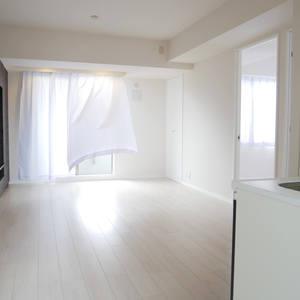 レヴィ亀戸(6階,4899万円)の居間(リビング・ダイニング・キッチン)