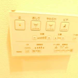 ライオンズマンション護国寺(9階,)のトイレ