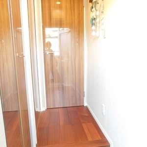 目白台コーポ(6階,3299万円)のお部屋の玄関