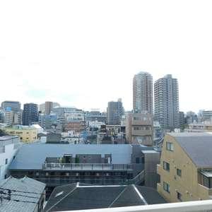 目白台コーポ(6階,3299万円)のお部屋からの眺望