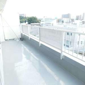 目白台コーポ(6階,3299万円)のバルコニー