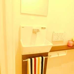 目白台コーポ(6階,3299万円)のトイレ