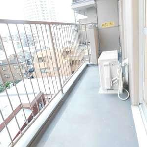 飯田橋第一パークファミリア(6階,)のバルコニー