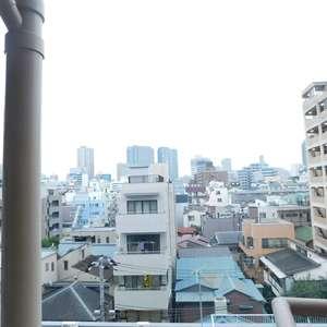飯田橋第一パークファミリア(6階,)のお部屋からの眺望