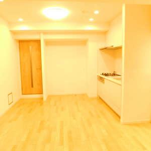 飯田橋第一パークファミリア(6階,)の居間(リビング・ダイニング・キッチン)