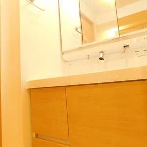 飯田橋第一パークファミリア(6階,)の化粧室・脱衣所・洗面室