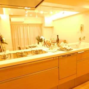 新神楽坂ハウス(1階,4980万円)のキッチン