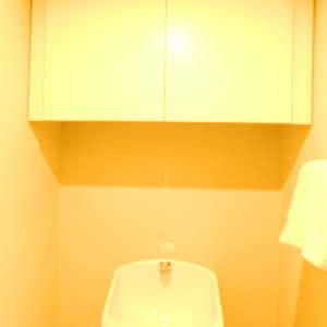 新神楽坂ハウス(1階,4980万円)のトイレ