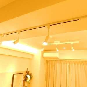 新神楽坂ハウス(1階,4980万円)の居間(リビング・ダイニング・キッチン)