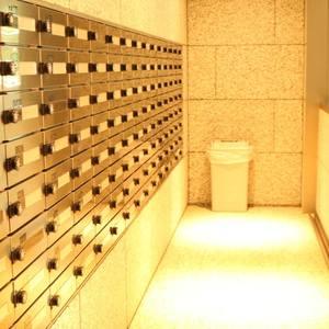 シティタワー四谷のエレベーターホール、エレベーター内