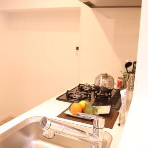 シャトレ市ヶ谷(8階,)のキッチン
