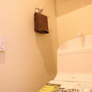 シャトレ市ヶ谷(8階,)のトイレ