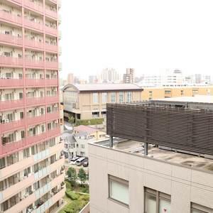 シャトレ市ヶ谷(8階,)のお部屋からの眺望