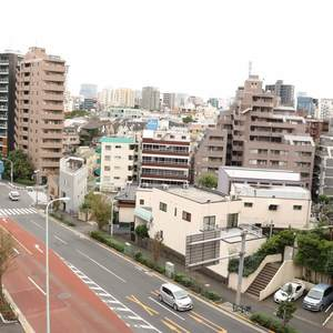 シャトレ市ヶ谷(5階,)のお部屋からの眺望