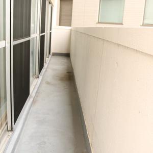 シャトレ市ヶ谷(5階,)のバルコニー