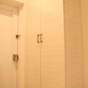 シャトレ市ヶ谷(5階,)のお部屋の玄関