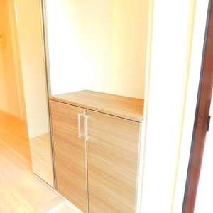 パシフィック西早稲田(6階,4299万円)のお部屋の玄関