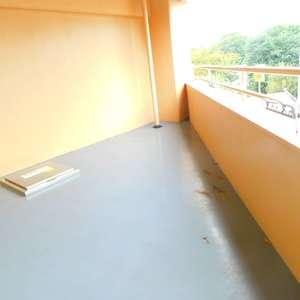 パシフィック西早稲田(6階,)のバルコニー