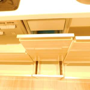 パシフィック西早稲田(6階,)のキッチン