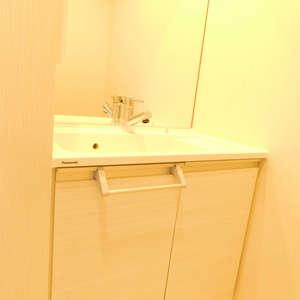 パシフィック西早稲田(6階,4299万円)の化粧室・脱衣所・洗面室
