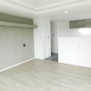パークコート中落合(2階,7980万円)の居間(リビング・ダイニング・キッチン)