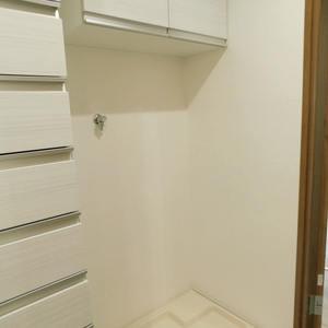 パークコート中落合(2階,7980万円)の化粧室・脱衣所・洗面室