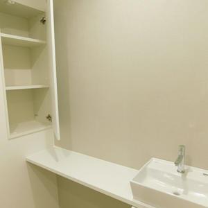 パークコート中落合(2階,7980万円)のトイレ