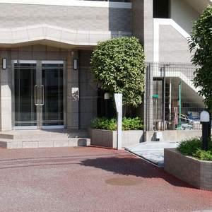 エスバイエルマンション亀戸のマンションの入口・エントランス