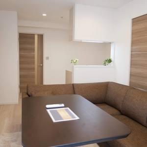 エスバイエルマンション亀戸(5階,3199万円)の居間(リビング・ダイニング・キッチン)