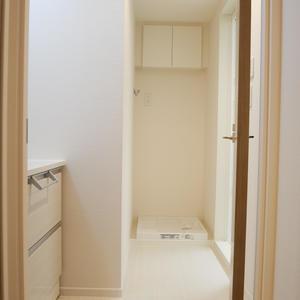 エスバイエルマンション亀戸(5階,3199万円)の化粧室・脱衣所・洗面室