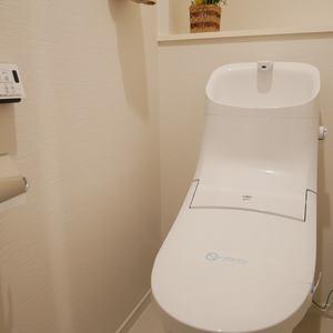 エスバイエルマンション亀戸(5階,3199万円)のトイレ