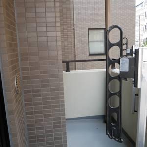 エスバイエルマンション亀戸(2階,)のバルコニー