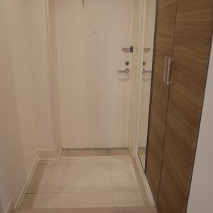 エスバイエルマンション亀戸(1階,)のお部屋の玄関