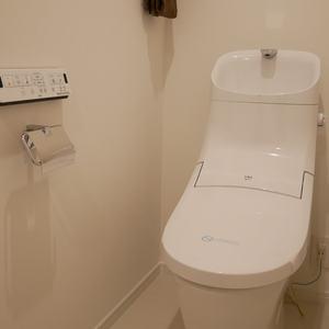 エスバイエルマンション亀戸(1階,)のトイレ