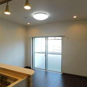 高田馬場住宅(2階,)の居間(リビング・ダイニング・キッチン)