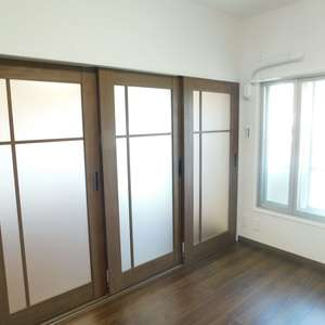 高田馬場住宅(2階,)の洋室