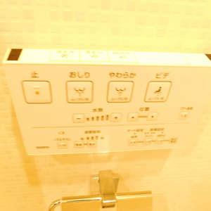 高田馬場住宅(2階,)のトイレ