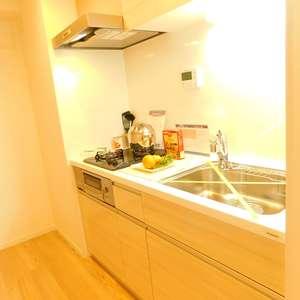 ニュー池袋ハイツ(12階,3699万円)のキッチン