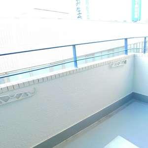 ニュー池袋ハイツ(12階,3699万円)のバルコニー