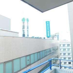 ニュー池袋ハイツ(12階,3699万円)のお部屋からの眺望