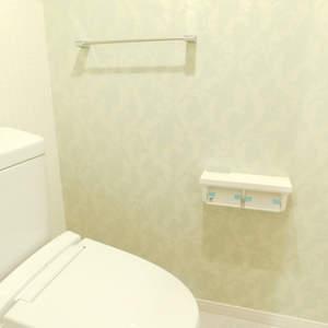 ソネット上池袋(9階,)のトイレ