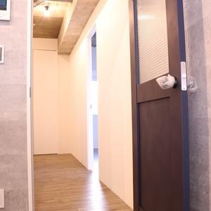 ハイネス小石川(1階,4380万円)の居間(リビング・ダイニング・キッチン)