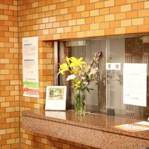 ハイネス小石川のエレベーターホール、エレベーター内