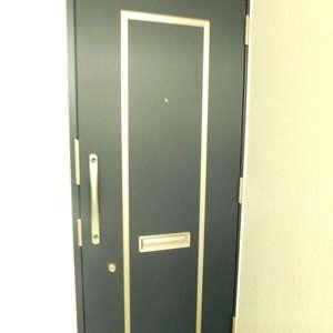 プチモンド目白(4階,4580万円)のフロア廊下(エレベーター降りてからお部屋まで)