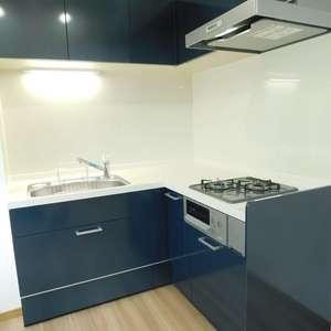 プチモンド目白(4階,4580万円)のキッチン