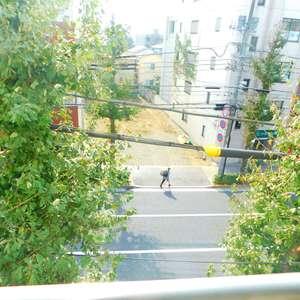 プチモンド目白(4階,4580万円)のお部屋からの眺望