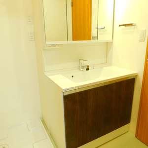 プチモンド目白(4階,4580万円)の化粧室・脱衣所・洗面室